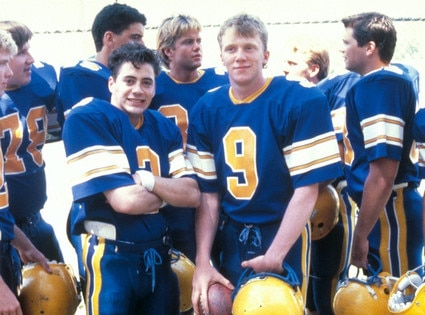 Johnny Be Good, Anthony Michael Hall, Robert Downey Jr
