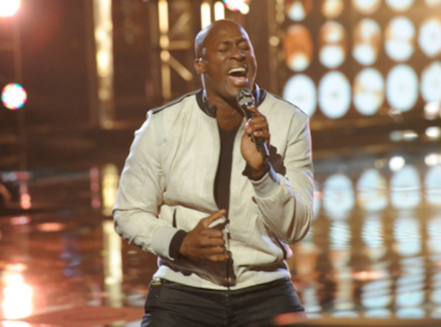 The Voice, Jermaine Paul