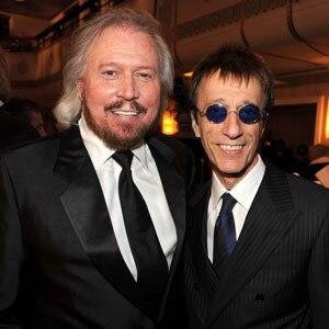 Barry Gibb,  Robin Gibb