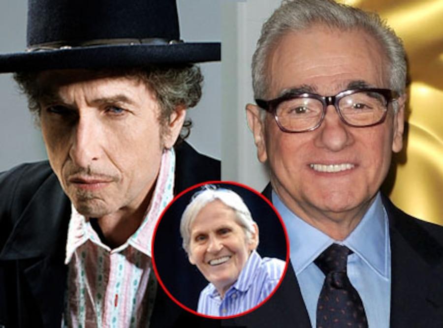 Bob dylan, Martin Scorsese, Levon Helm