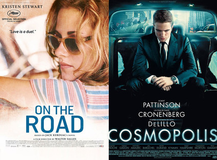 On the Road, Cosmopolis, Poster