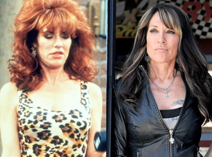 Then and Now, Katey Sagal, Married With Children, Sons of Anarchy