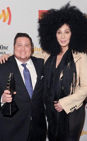 GLAAD Awards, Chaz Bono, Cher