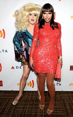 GLAAD Awards, Lady Bunny, Raven