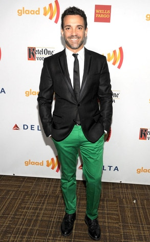 GLAAD Awards, George Kostopoulos