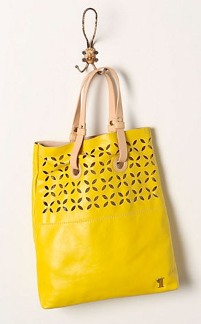 Crochet Summer Style, Anthropologie tote