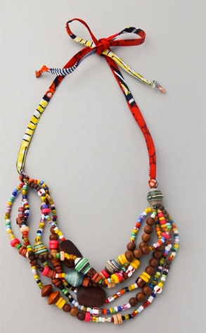 Tribal Summer Style, Shopbop necklace