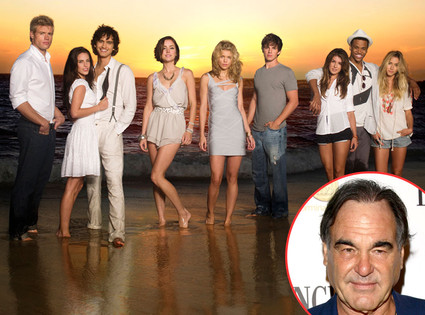 90210 Cast, Oliver Stone