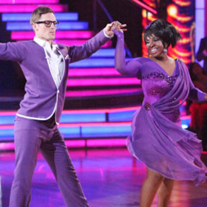 DANCING WITH THE STARS, DWTS, TRISTAN MACMANUS, GLADYS KNIGHT