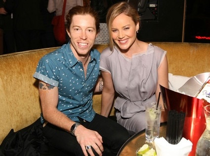 Abbie Cornish, Shaun White