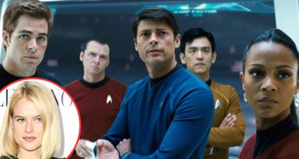 Star Trek Cast, Alice Eve