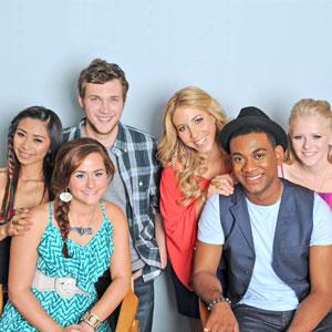 American Idol Top 6