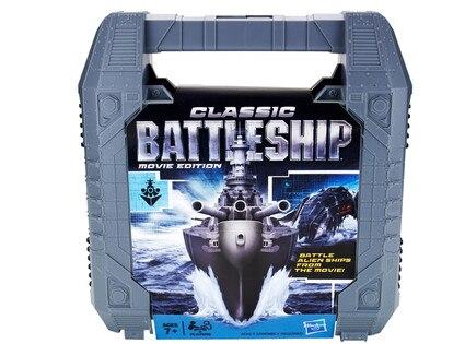 Classic Battleship game