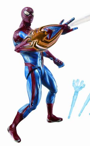 Amazing Spiderman Electronic figure