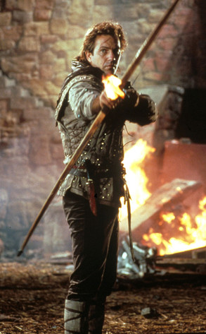 Kevin Costner, Robin Hood: Prince of Thieves from Bull's ...