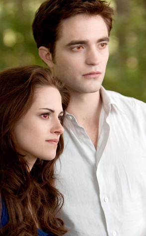 Kristen Stewart, Robert Pattinson, Breaking Dawn Part 2