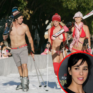 Sarah Silverman, The Bachelor