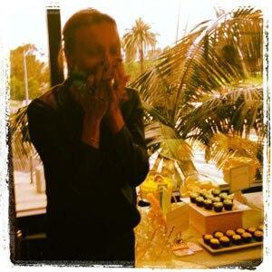 Giuliana Rancic, Twit Pic