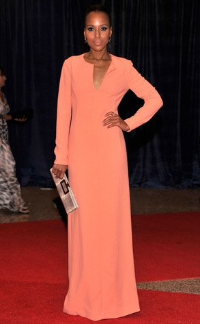 WHCD, Kerry Washington