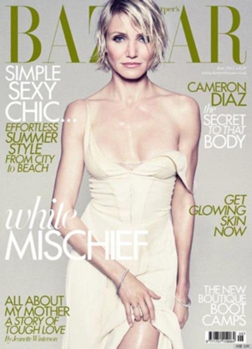 Cameron Diaz, Harper's Bazaar UK