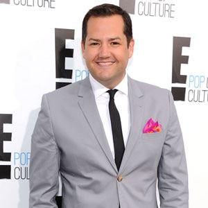 E! Upfront, Ross Mathews