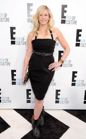 E! Upfront, Chelsea Handler