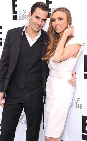 E! Upfront,  Bill Rancic and Giuliana Rancic
