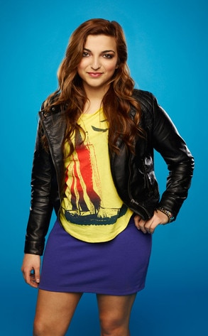 The Glee Project Cast, Aylin Baramuglu