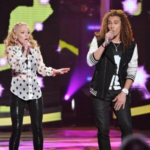American Idol, Hollie Cavanagh, DeAndre Brackensick