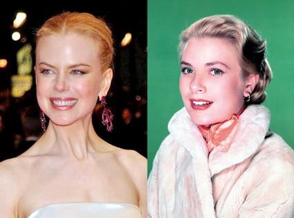 Nicole Kidman, Grace Kelly