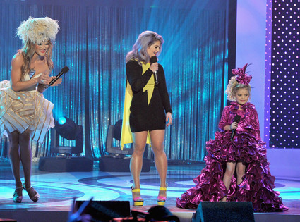 Willam Belli, Kelly Osbourne, Eden Wood