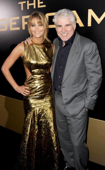 Jennifer Lawrence, Gary Ross