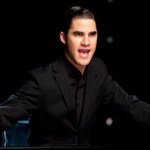 Darren Criss, Glee