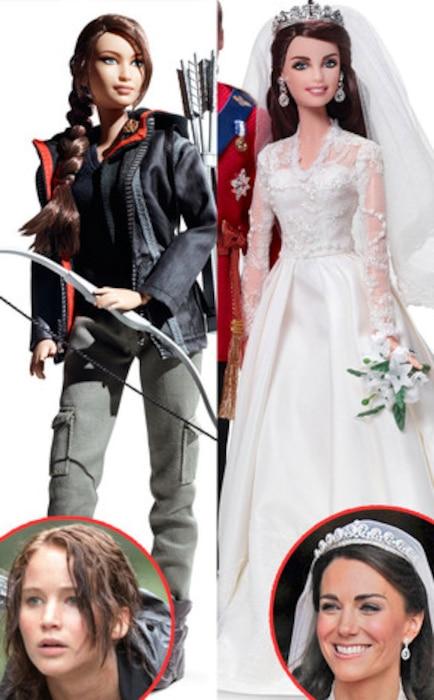 Hunger Games, Kate Middleton Barbie