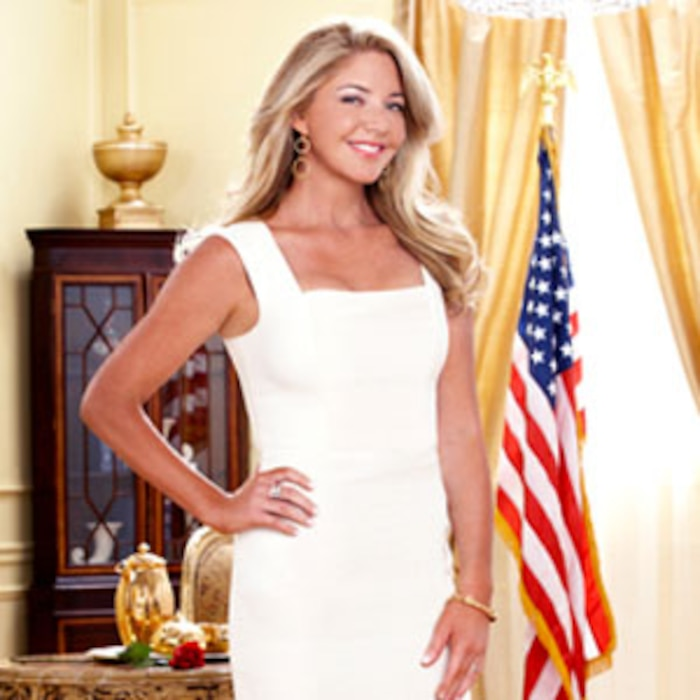 REAL HOUSEWIVES OF DC, Mary Amons