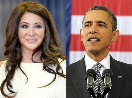 Bristol Palin, Barack Obama