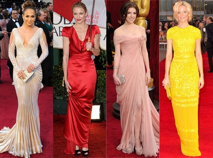 Jennifer Lopez, Cameron Diaz, Anna Kendrick, Elizabeth Banks