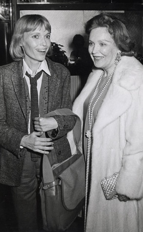 Mia Farrow, Maureen O'Sullivan