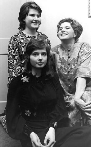 Ingrid Bergman, Isabella Rossellini, Ingrid Rossellini