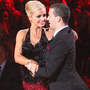 Katherine Jenkins, Mark Ballas, Dancing with the Stars