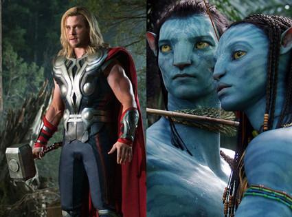 Avengers, Avatar