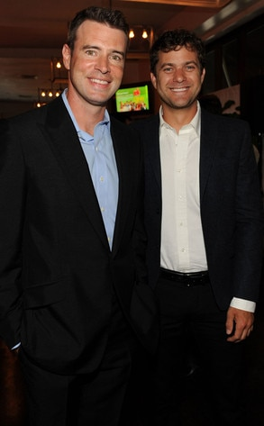 Scott Foley, Joshua Jackson