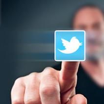 Twitter, Social Pages
