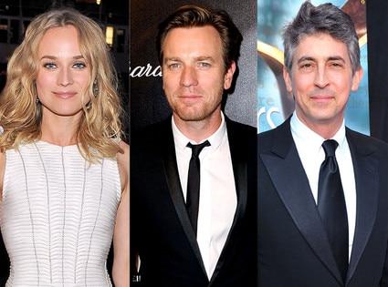 Cannes, Diane Kruger, Ewan McGregor, Alexander Payne