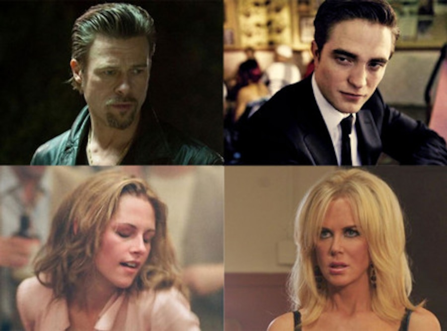 Cannes Film Festival, Cosmopolis, On the Road, Killing Them Softly, The Paperboy