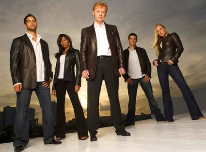 CSI Miami Cast