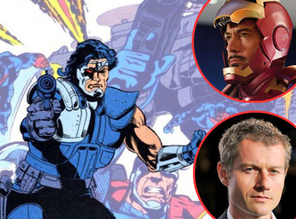 Iron Man, Robert Downey Jr, James Badge Dale