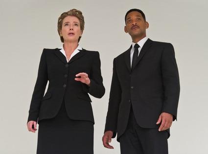 Men In Black 3, Will Smith, Emma Thompson
