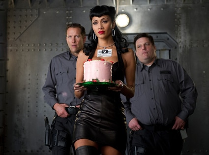 Men In Black 3, Nicole Scherzinger