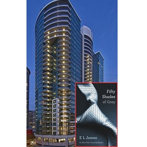 Escala Tower, Fifty Shades of Grey
